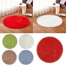 tapis rond chambre 40 40cm tapis rond tapis salon chambre salle de bain enfant