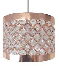rose gold l shade rose gold bedroom accessories sparkly ceiling pendant light shade