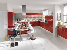 Red And White Kitchen Ideas Red Kitchens Walls Top Kitchen Kitchen With Yellow Walls