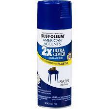 blue spray paint walmart com