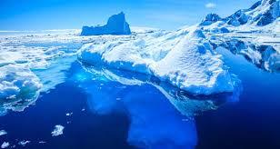 imagenes de la antartida el hielo de la antártida se hunde en agua caliente alerta catastrofes