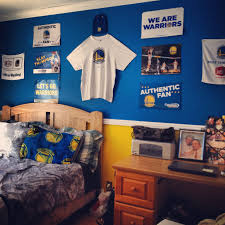 golden state room decoration golden state warriors pinterest