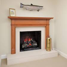 hampton traditional wood fireplace mantel surrounds