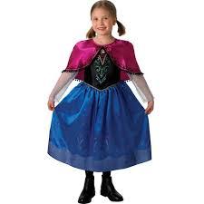 disney princess frozen deluxe anna dress toys