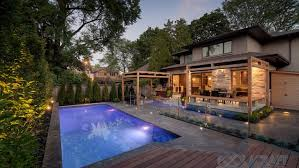backyards with pools 4 awesome pools built in small backyards pool craft