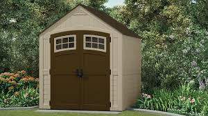 Craftsman Vertical Storage Shed 322 Cu Ft Sutton 7 X 7 Storage Shed Suncast Corporation