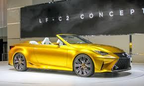 lexus yellow triangle light 2014 l a auto show concepts autonxt