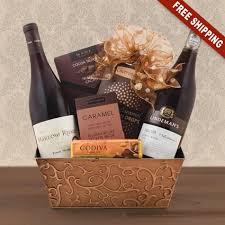 wine baskets cabernet merlot pinot noir