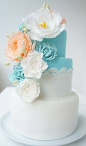 photo cake topper 12 seriously stunning floral cake toppers mywedding