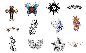 star tattoos tattoo collections
