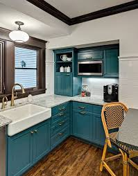 Kitchen Distressed Turquoise Kitchen Cabinets Home Design Ideas Kathryn Johnson Interiors House Of Turquoise Interiors