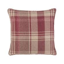 ramsdens home interiors inverness rust cushion linens cushions clearance for sale
