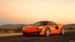 orange mclaren wallpaper 2016 mclaren 570s coupe front hd wallpaper 33