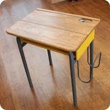 bureau pupitre table ecolier bureau 1 ancienne bois meonho info
