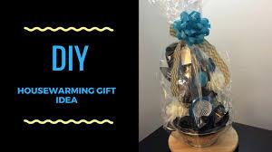 House Warming Gift Idea by Diy Housewarming Gift Idea Youtube