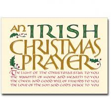 irish christmas blessings greetings and poems holidappy