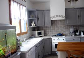 peindre placard cuisine repeindre une cuisine en chene amazing repeindre un meuble de