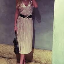 60 off zara dresses u0026 skirts zara midi skirt and tank blouse sz