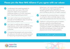 nhs alliance nhsalliance twitter