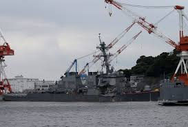 Us Flagged Merchant Ships U S Navy Temporarily Relieves Commander Of Warship Struck In