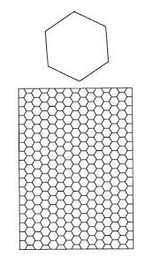 hexagon coloring page to try out new designs can also order pre