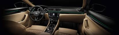 skoda kodiaq interior colour me beautiful škoda storyboard