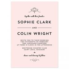 what to put on wedding invitations how to write a invitation card paperinvite