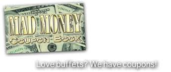 China Wall Buffet Coupon by Mad Money Coupon Book Direct Mail Advertising And Coupons Fort