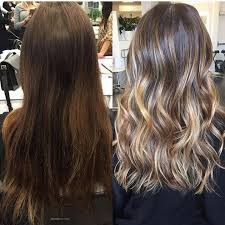 wash hair after balayage highlights best 25 balayage before and after ideas on pinterest color with