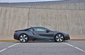 supercar review 2015 bmw i8 driving
