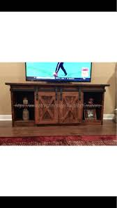 tv console tv stand entertainment center barn