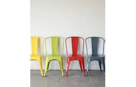 Tolix Bistro Chair Tolix Terek Chair Café Retro Pauchard Replica Diiiz