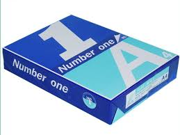 number one a4 office printing paper wood pulp copy paper for