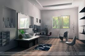 Decoration Salon Design by Salon Simple