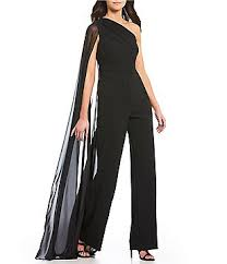 black jumpsuit womens black s jumpsuits rompers dillards