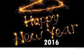happy new year light wish hd wallpaper