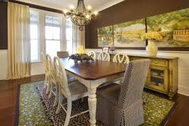 decorating ideas large dining room wall decorin