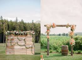 wedding backdrop outdoor wedding backdrops leonda