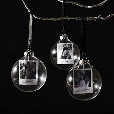Custom Made Christmas Decorations South Africa by Photo Glass Personalised Christmas Bauble By Sophia Victoria Joy