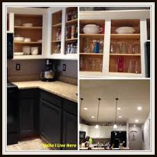 How To Antique Paint Kitchen Cabinets How To Paint Kitchen Cabinets Archives Hello I Live Here