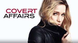 Is Christopher Gorham Blind In Real Life Covert Affairs Usa Network 2010 2014 Piper Perabo Christopher