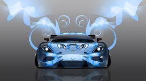 koenigsegg agera blue 4k koenigsegg agera front naruto anime aerography car 2015 el tony