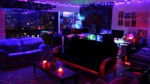 light setup bedroom ideas about string lights on trippy led room