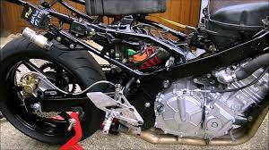brand new honda cbr 600 honda cbr 600 trackbike build new wheels dash brakes youtube