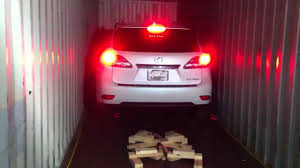 car shipping in a 40 foot container youtube