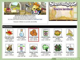 5 ways to make money in neopets wikihow