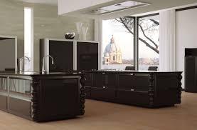 Black Kitchen Furniture Brilliant Kitchen Cabinets By Scic Decoholic