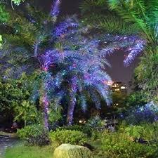 Landscape Laser Lights Rgb Garden Tree Outdoor Wall Decoration Laser Lights Red Green