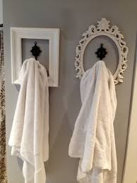 Bathroom Towels Ideas by Perfect Look For Basement Bathroom Hang Your Robe Towels Etc Fun