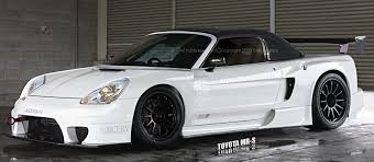 nissan spyder anyone know what body kit is this